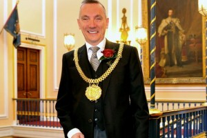Former Lord Mayor, Gary Millar. Pic © Wikimedia Commons