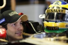As one of the most talked about drivers in Formula One, Bruno Senna is a man in demand, after being drafted in by F1's LotusRenault team.