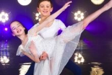 A young dancing pair from Liverpool appearing on Sky1's dance show may have the chance of winning £250,000 if they impress the judges this Sunday.