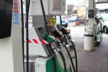 A strike over Easter by petrol tanker drivers has been ruled out, but the fuel crisis continues as garage pumps run dry across Liverpool and the country..
