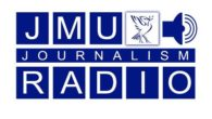 Listen to a selection of podcast content produced by the JMU Journalism Radio Class of 2012.