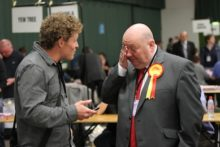 Labour's Joe Anderson capped an eventful mayoral campaign by overwhelmingly winning the backing of Liverpool's voters in the city's first mayoral election.