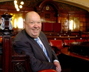 Mayor Joe Anderson © Trinity Mirror