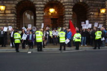 A well-meaning meeting at Liverpool Town Hall nearly descended into chaos as city residents showed their anger and displeasure towards the council.