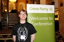 Green Party members hit out over cuts to public spending when they held their annual spring conference at the Adelphi Hotel in Liverpool.
