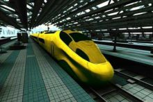 Liverpool has moved a step closer to a proposed lucrative high-speed railway connecting to London and Manchester.
