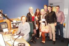 Five JMU Journalism Radio students got the chance to find out exactly what it is like to work in the industry as they toured BBC Radio Merseyside.