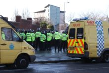 Merseyside Police Chief Constable Jon Murphy says the biggest challenge for his force is financial cuts.