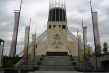 Liverpool's Metropolitan Cathedral has been named one of the top ten world's ugliest buildings by global news giants CNN in an online travel feature.
