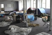 Occupy Liverpool has been forced to go underground after a succession of evictions by the police and council officers.