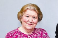 Patricia Routledge returned to Liverpool, where she first began her career, for LJMU's 'In Conversation With...' event.
