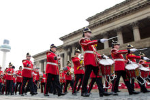Liverpool's annual Service of Remembrance will take place this Sunday at St George's Hall.