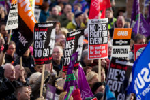 New legislation aimed at curbing union powers has been has been labelled an assault on workers' rights by one local official.