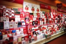 Is Valentine's Day really the most romantic day of the year, or is it just another opportunity for greetings card companies to boost sales after Christmas?