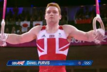 Olympic bronze medal winner Daniel Purvis tells JMU Journalism he needs to work off his holiday paunch after 'relaxing' too much.