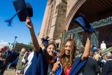 Our selection of the best photos taken before and after the 2012 graduation ceremony.