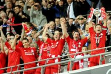 Liverpool lifted the 2012 Carling Cup on their long-awaited return to Wembley following a dramatic final against Cardiff City.