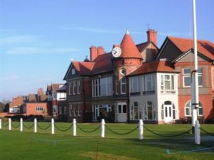 Royal Liverpool golf course © JMU Journalism