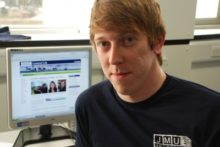 A job in online news back in Ireland offered Hugh O'Connell the perfect chance to apply the skills he learnt while working on JMU Journalism.
