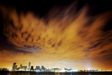 Vegard Grott presents a stunning selection of images capturing the beauty of Liverpool's skyline, day and night.
