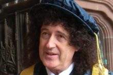 Queen's Brian May has given his support to campaigners trying to save MelloMello from the threat of closure.