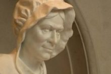 Liverpool health pioneer Kitty Wilkinson is the first woman to be commemorated with a statue in St George's Hall.