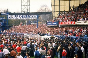 The Hillsborough disaster, April 15th 1989 © Wikipedia / Creative Commons
