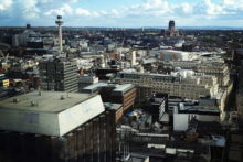 Liverpool employment prospects have received a boost after a large sales firm announced 100 new jobs in the city.