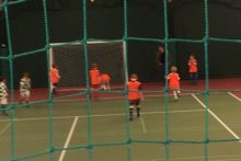 Youngsters in Liverpool are being given the chance to show off their football skills thanks to a new 'futsal' league.