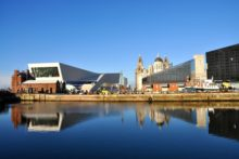 The city of Liverpool is getting shipshape and set for a programme of new features at the Mersey River Festival.