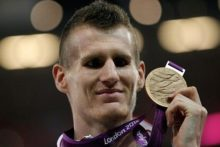 Paralympic double bronze medalist David Devine hopes that one day he could compete in the Olympics.