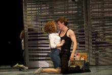 'Dirty Dancing' is on its first national tour including a string of shows at the Liverpool Empire Theatre.