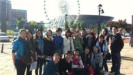 We spoke to students from China on our new International MA course about their impressions of the city so far.