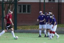 Merseyside Blind Football Club got their season underway when they played their first league matches.