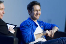 Liverpool-born actor Paul McGann talked about his career in the industry as part of a Master Class at LJMU.