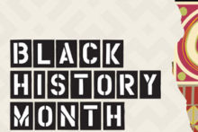 Black History Month is being celebrated in the city, underlining black contributions to British society.