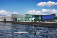 Plans for a £40m expansion of the Liverpool Echo Arena and Convention Centre have been unveiled with work due to begin in 2013.