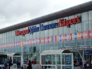 Liverpool John Lennon Airport © a-marga/CreativeCommons/Flickr