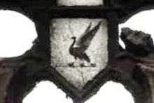 St Luke's Church has been offering the chance to view what is thought to be the oldest Liver Bird image in Liverpool.