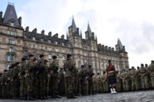 Over half of early service leavers remain unemployed two years after leaving the Forces, according to LifeWorks.