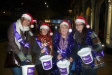 Carol singers will be taking part in a fundraising event to help raise vital cash for the Children's Society.
