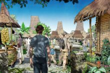 Exotic island habitats are to be recreated at Chester Zoo, after it won planning permission for a £30m redevelopment.
