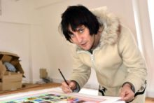 An auction of artwork by names such as Yoko Ono and Noel Fielding has raised £75,000 for Merseyside children's hospice, Claire House.