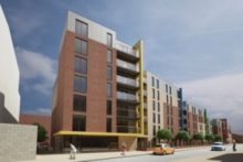 Elderly residents are furious after the council approved a scheme for a new seven-storey student accommodation block.