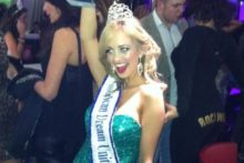 An aspiring Liverpool model is set to compete in an international beauty contest, after winning Miss American Dream UK.