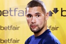 Tony Bellew took a giant stride towards another shot at the world light-heavyweight title after ovecoming Roberto Bolonti.