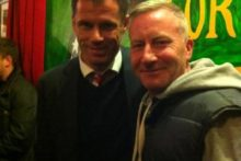 A Hillsborough memorial mural has been was unveiled at the Twelfth Man pub by Liverpool star Jamie Carragher.