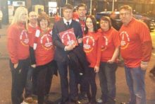 A group of Liverpool FC fans is planning to walk a mile from Sheffield to Anfield for each life lost in the Hillsborough disaster .