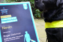 Anfield guide dog owner Roger Debman has set up a petition to raise awareness following a surge in guide dog attacks.