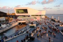 Liverpool has topped the table to become the UK's most successful tourism destination during the recession, according to a report.